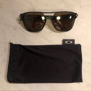 3d0cf1702a Oakley Accessories - Green Oakley Latch Beta Prizm Sunglasses